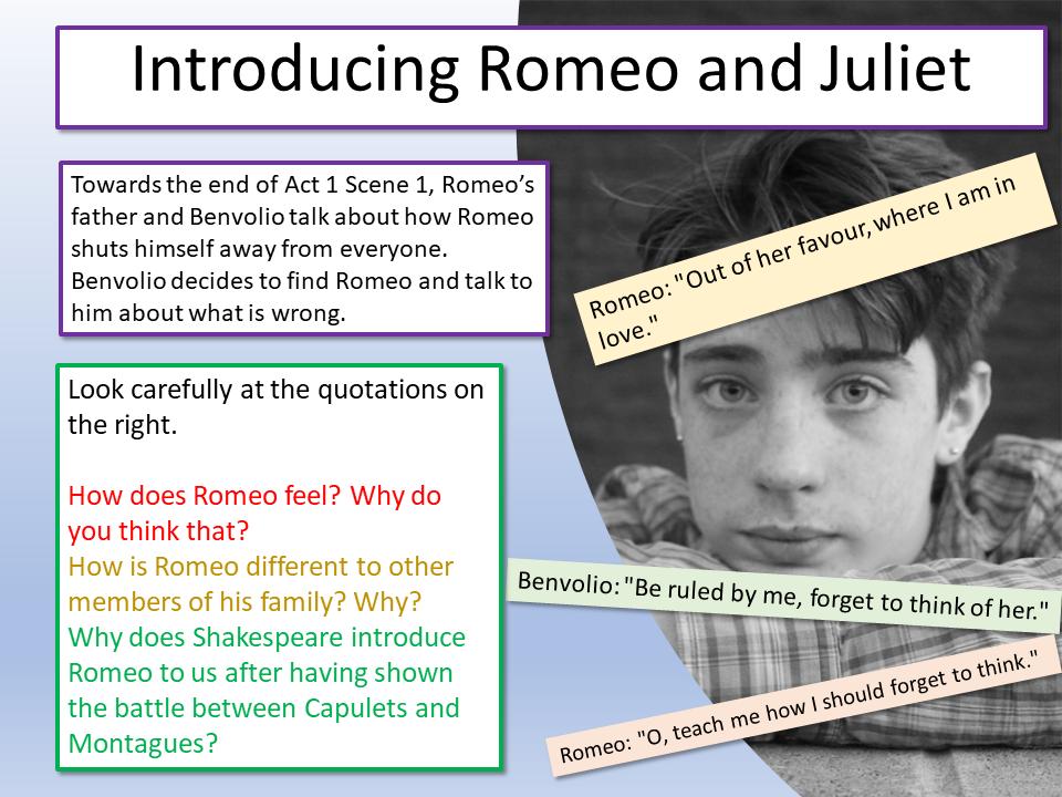 Meet Romeo and Juliet