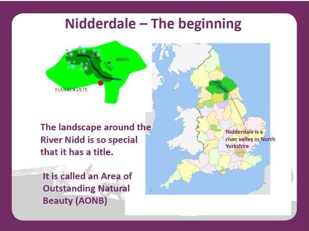 Nidderdale Rocks - Timeline activities