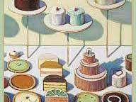 Cakes Tints and Shades Wayne Theibaud