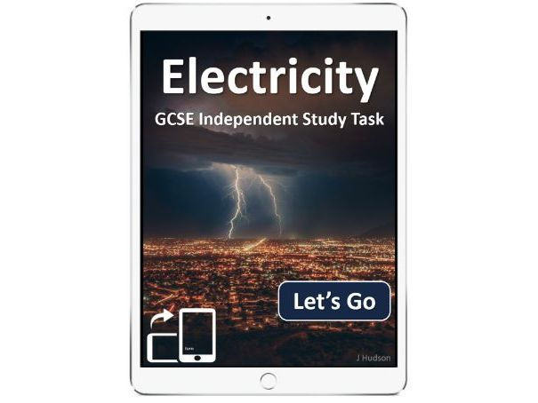 Electricity GCSE AQA - interactive eBook independent study
