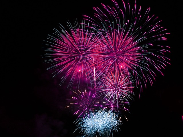 Fireworks Writing + Colouring, easier/harder