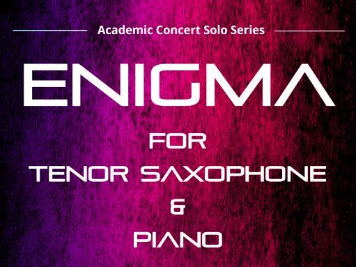 Enigma - Tenor Saxophone and Piano (Score & Parts)