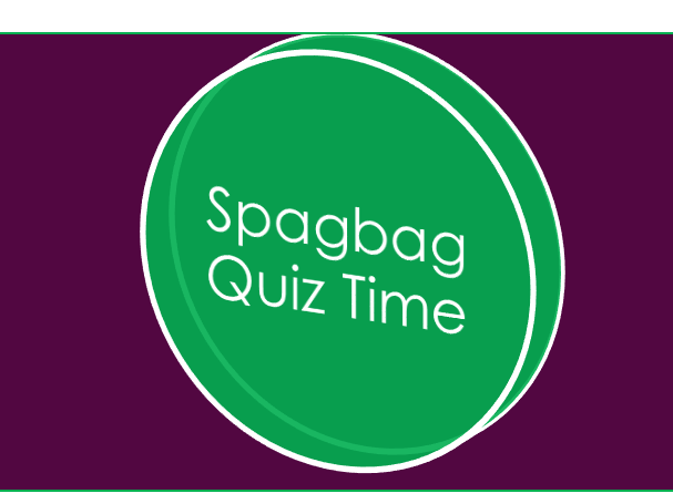 Another Bumper Bundle of Spagbag quizzes