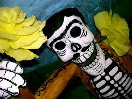 El día de los muertos Lectura Cultural ~ Day of the Dead Spanish Reading