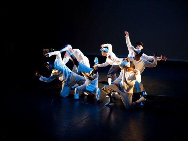 Visual Choreographic Ideas