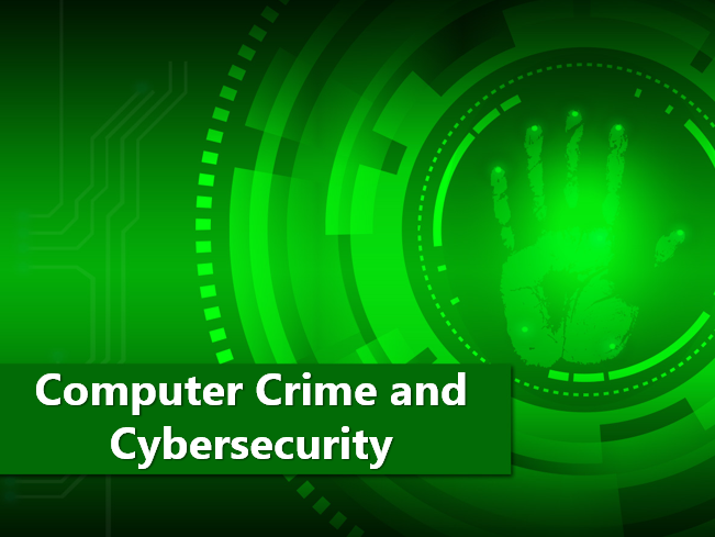 Year 7 Computer Crime and Cybersecurity