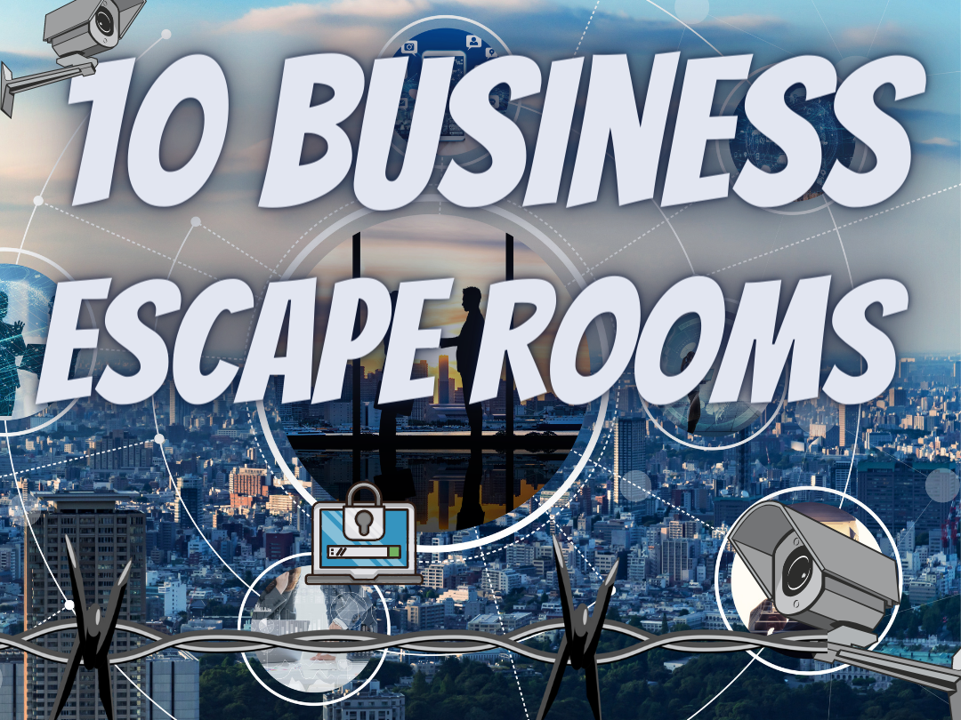 Business and Finance Escape Room Collection