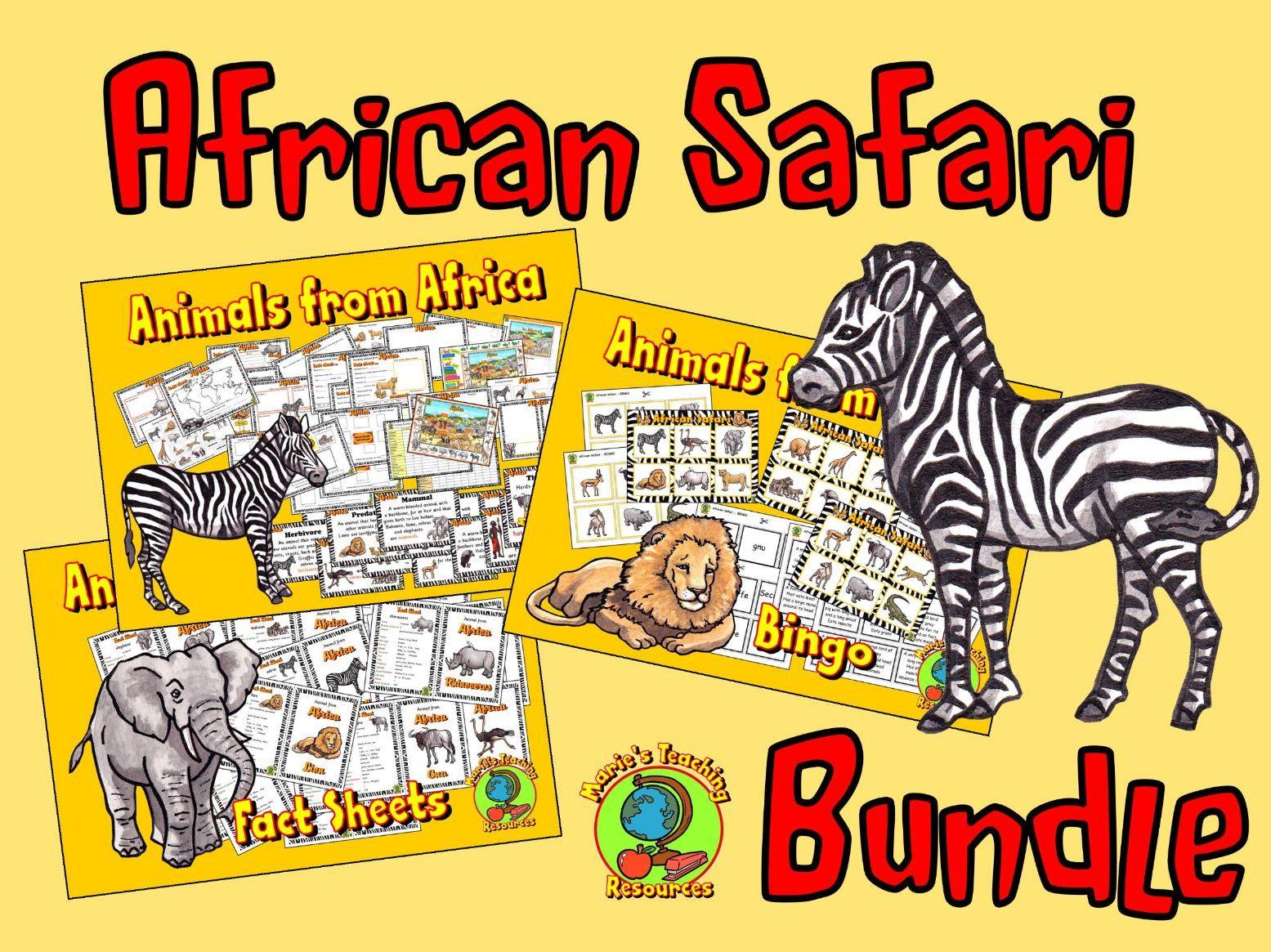 African Safari Bundle