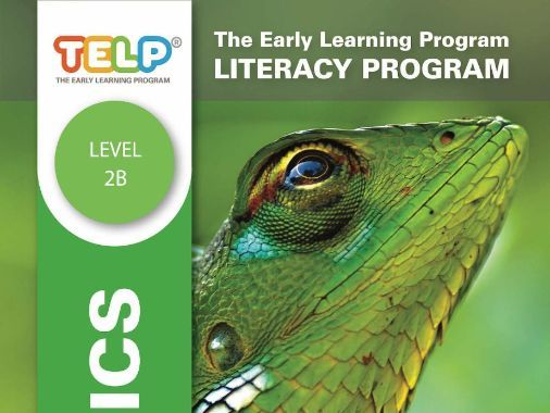 Phonics 2B - TELP's Literacy Program