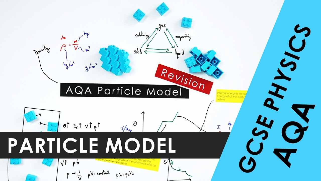 6.3 Particle Model COMPLETE (AQA GCSE Physics)