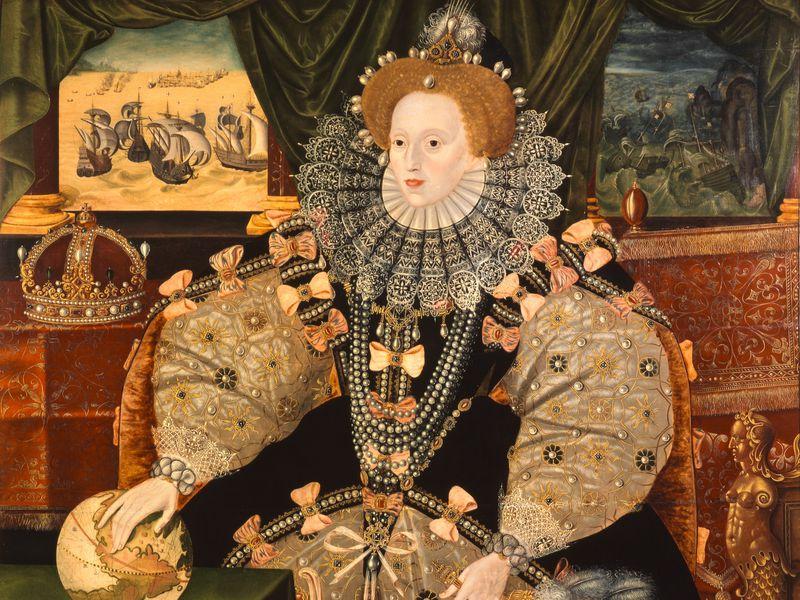 Elizabeth I's Portraits