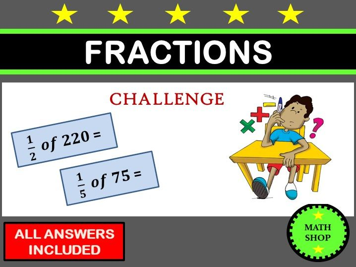 End of Term Fractions of Amounts