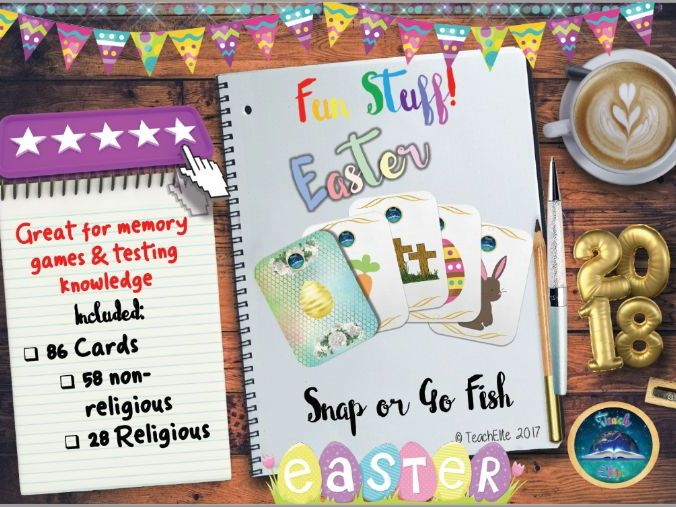 Easter : Easter Activity