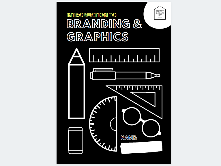 Introduction To Media: Graphics (Poster Design), Website Production,  Photography & Branding