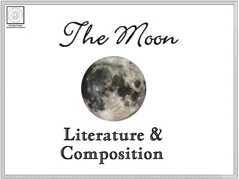 The Moon Literature & Composition