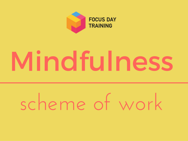 Scheme of work for the mindfulness is class bundle