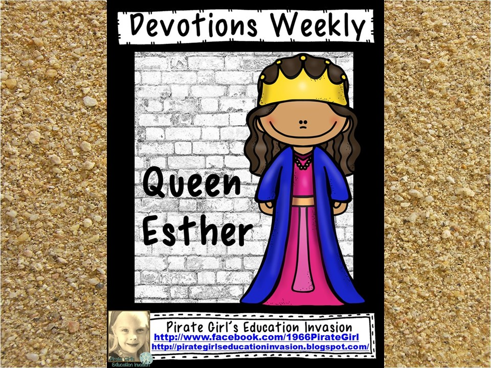 Devotions Weekly: Queen Esther