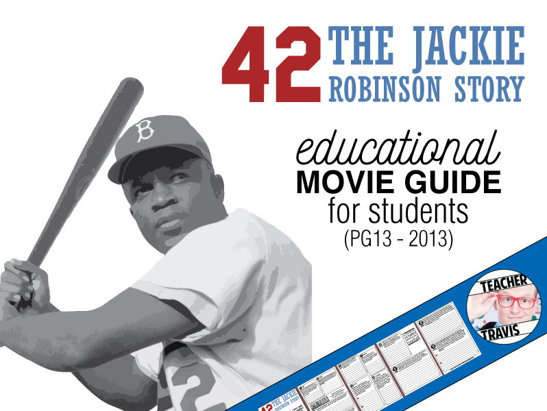 The Jackie Robinson Story (42) Movie Viewing Guide