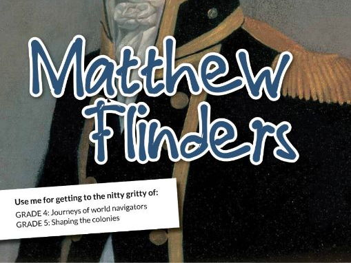 Matthew Flinders Resource Bundle