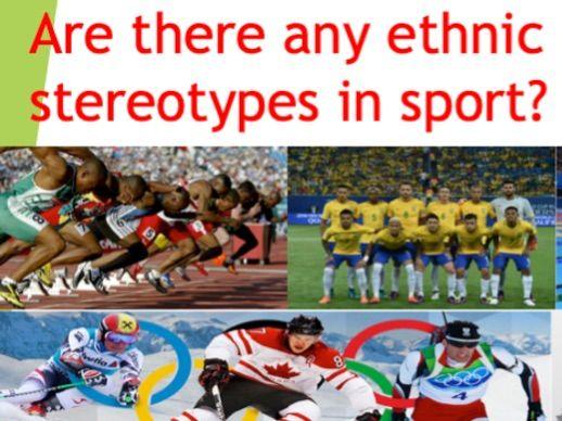 GCSE PE: Socio-Cultural Influences, Ethnicity and Participation (Component 2)