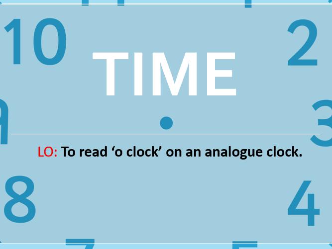 'O' Clock Resources