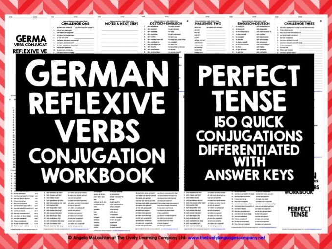 GERMAN REFLEXIVE VERBS 2