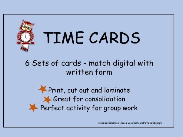 Time Cards:Matching digital and written form