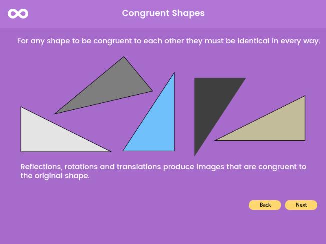 Congruency and Similarities - GCSE