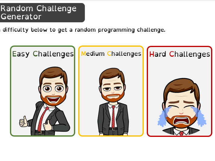 Python Programming Challenges 35+ - J276 - Random Generator and Board Game