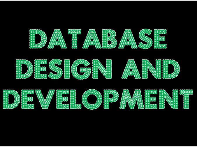 New National 5 Database Design and Development Slides (2017/18 onwards)