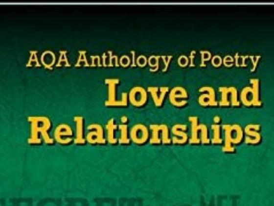 AQA Poetry Analysis Bundle