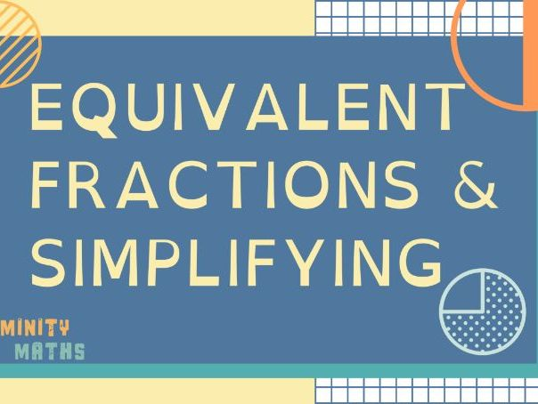 Video: Finding Equivalent Fractions and Simplifying Fractions