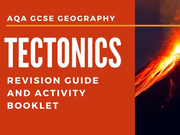 Tectonics Revision and Activity Booklet (AQA Geography)