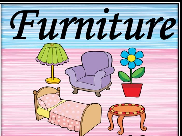 Furniture. Bundle.