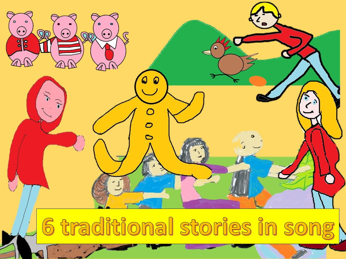 Six traditional stories in Song . Video  PPT  MP3s