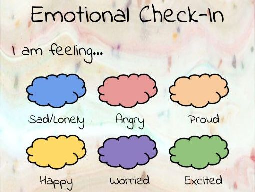 Emotion Check-In