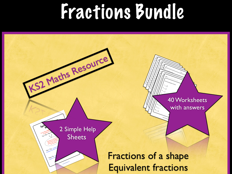 Equivalent Fractions Worksheets 2 Beginners By Realllanguages