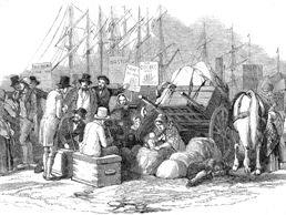Irish migration to Britain AQA History Migration, Empire and People