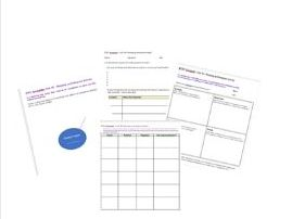 BTEC Workskills: Unit 78 - Planning an Enterprise Activity