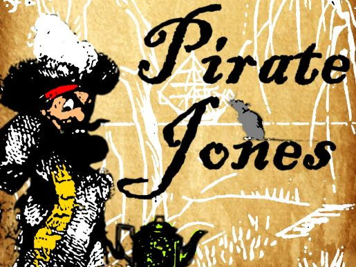 The Tea Swigging Pirate Jones (extended narrative poem)