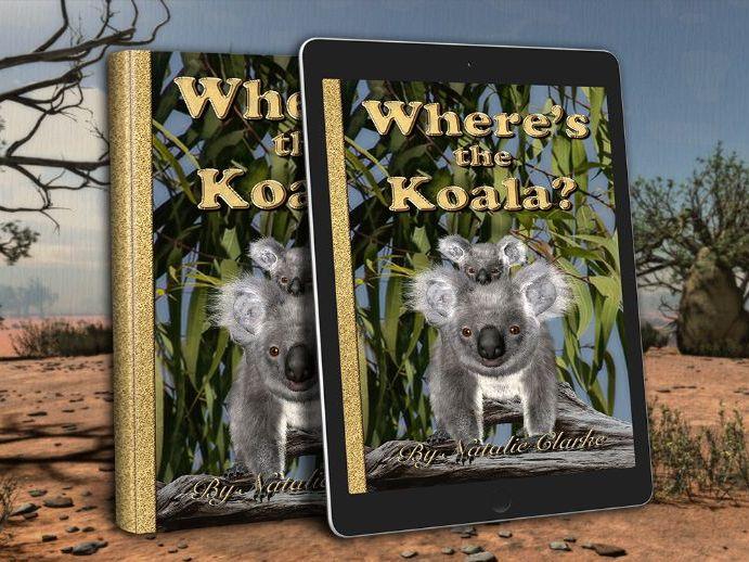 Where's the Koala? An Outback Adventure Story  (eBook & PDF)