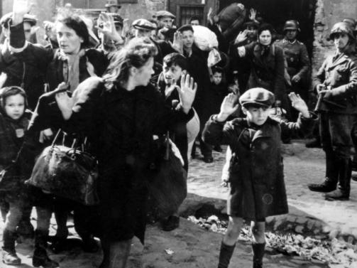 Warsaw Ghetto Lesson