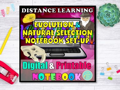 Evolution and Natural Selection Distance Learning Curriculum