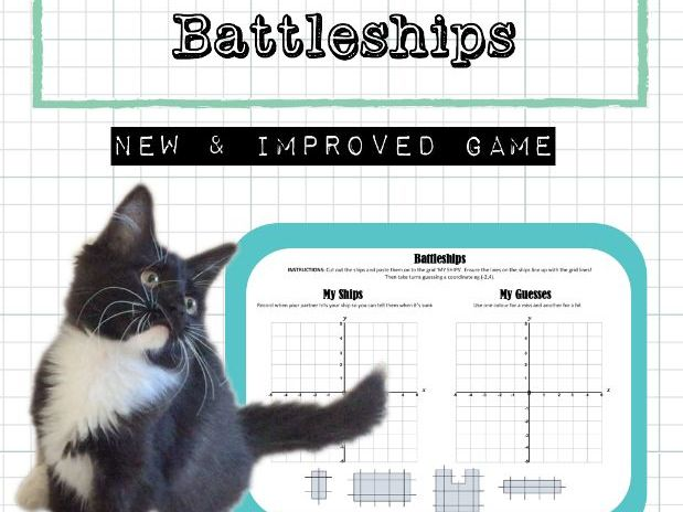 Battleships - improved compared to older resources!