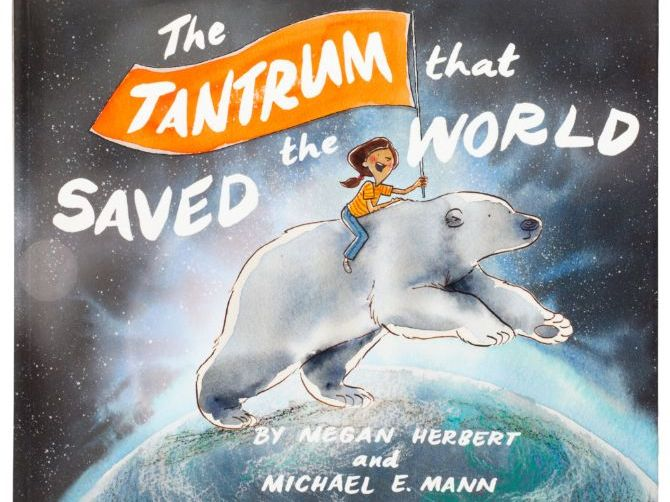 The Tantrum that Saved the World - whole class guided reading upper KS1/lower KS2