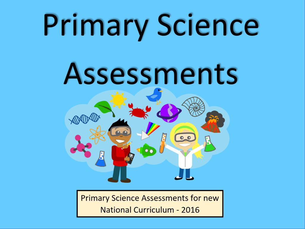 Primary Science Assessments and Tracking Without Levels