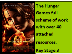 The Hunger Games scheme and resources
