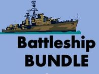 Schiffe versenken Battleship in German Bundle