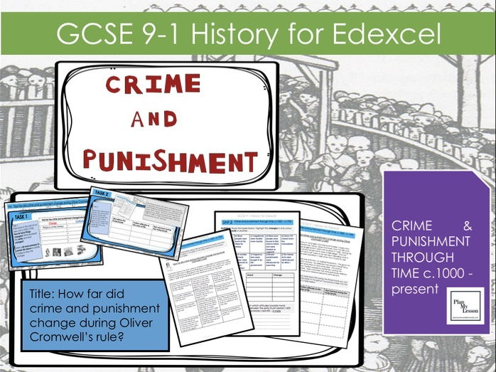 the changes in crime and punishment throughout history Punishments through time this exercise recreates the summary activity on pp190-191 of the shp crime and punishment textbook the changes, when the most.