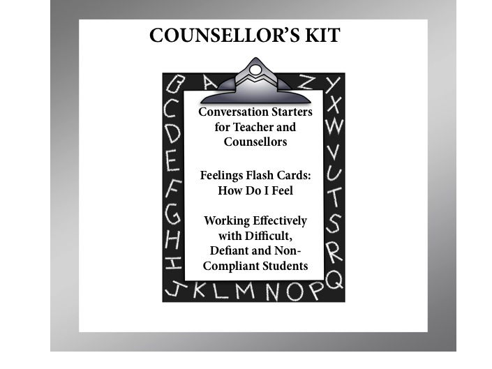 Counsellor's Kit  Volume 2